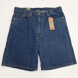 Levi Strauss Mens Jean Shorts NWT Size 40 W 550